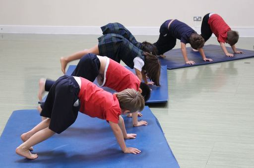 Yoga in Early Years