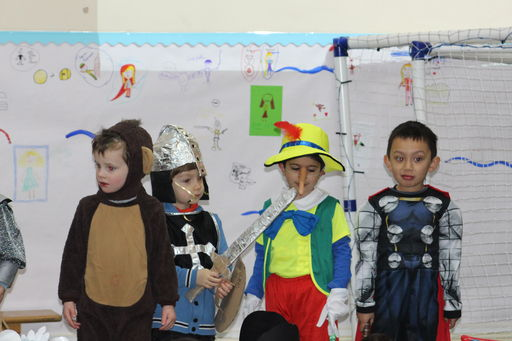 Celebrating World Book Day in the Lower School
