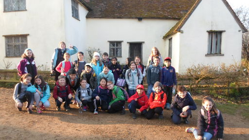 Year 5 Residential to Flatford Mill