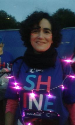 Dwight Teacher Pilar Delgado - Shine Walk for Cancer Research
