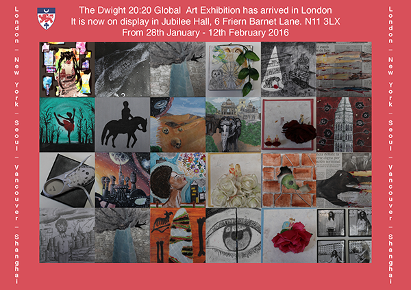 Dwight Global Art Exhibition